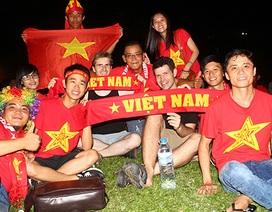 CĐV TPHCM nức lòng với chiến thắng của U23 Việt Nam