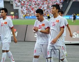 Bóng đá Việt Nam đang ở đâu tại Đông Nam Á?