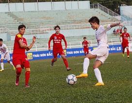 Hà Nội 1 tạm lên đầu giải bóng đá nữ vô địch quốc gia 2015
