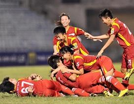 TPHCM trở lại ngôi vô địch bóng đá nữ quốc gia