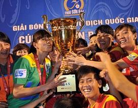 Hà Nam vững vị trí thứ ba, TPHCM chính thức nhận cúp vô địch
