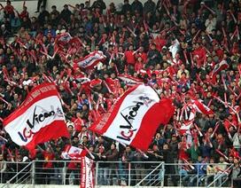 2 CLB V-League nằm trong nhóm có lượng khán giả đông nhất khu vực