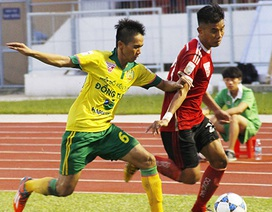 Đánh bại Quảng Nam, Đồng Nai bắt kịp HA Gia Lai trên bảng xếp hạng