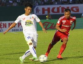 Vòng 14 V-League 2015: Kịch tính ở sân Bình Dương và Pleiku