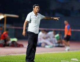 HLV Mai Đức Chung vẫn tin vào cơ hội vô địch của B.Bình Dương