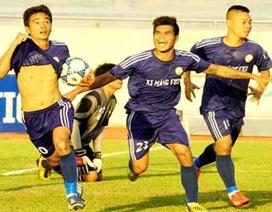 Viettel và Tây Ninh giành vé tham dự giải hạng Nhất năm sau