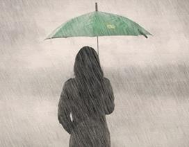 Mùa mưa Ngâu vời vợi...