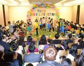 Đêm giao lưu văn hóa 8/3 của sinh viên Đại học RUDN