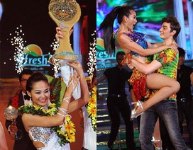 Bước nhảy hoàn vũ 2012: Đánh giá thí sinh qua cả chặng đường…