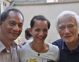 """""""Cuộc đời vẫn đẹp sao"""" qua hành trình tìm cha Việt của một cô gái Đức"""
