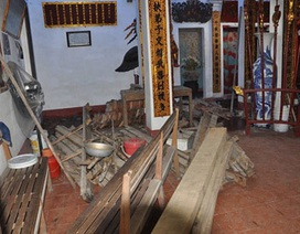 """Từ """"bẫy"""" gỗ sưa tới nguy cơ với đình chùa cổ"""