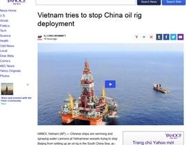 Độc giả thế giới phản đối Trung Quốc, ủng hộ Việt Nam