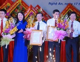 13 thầy, cô giáo nhận Bằng khen của Thủ tướng Chính phủ và kỷ niệm chương