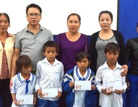 Học bổng Shinnyo-en đến học sinh nghèo huyện biên giới xứ Nghệ