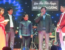 Nghệ An: Ấm lòng đêm nhạc giúp trẻ em nghèo vùng biên cương