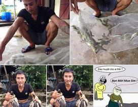 Xử phạt thanh niên khoe cảnh giết hàng loạt khỉ trên Facebook
