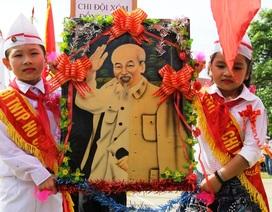 """Tết Độc lập thú vị ở """"vựa lúa"""" lớn nhất tỉnh Nghệ An"""