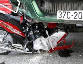 30 phút, 3 người thương vong vì tai nạn giao thông
