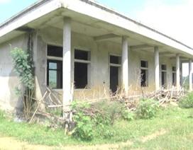 Dự án tiền tỷ bỏ hoang, ước mơ người dân vạn chài dang dở