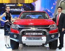 5 điểm hấp dẫn của Chevrolet Colorado 2017 mới?