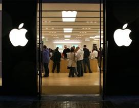 Giá trị vốn hóa của Apple cao chưa từng có trong lịch sử
