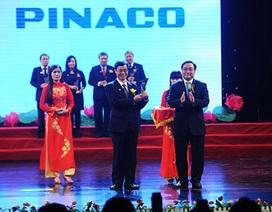 PINACO tiếp tục khẳng định Thương hiệu Quốc gia