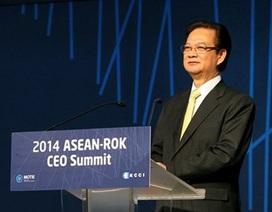 Việt Nam sẽ là cửa ngõ quan trọng để các nhà đầu tư mở rộng thị trường