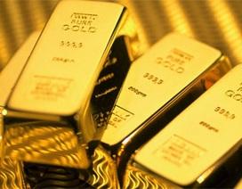 Giá vàng thế giới rớt thảm sau quyết định của Thụy Sỹ