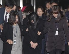 """""""Công chúa hư"""" của Korean Air ra tòa"""