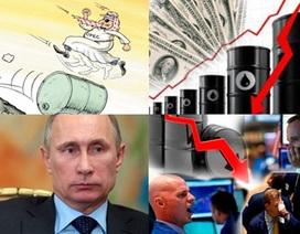 Dùng giá dầu ép Putin: Obama dính đòn đau
