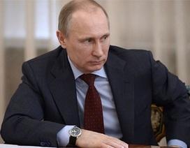 Putin ép giới giàu Nga chuyển tiền về nước