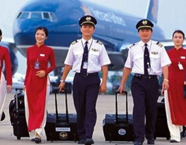 """""""Huỵch toẹt"""" chuyện lương bổng của phi công Vietnam Airlines"""