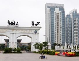 """Những khu đô thị """"bốc mùi"""" ở Hà Nội"""