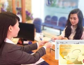 GP.Bank ra mắt thẻ ghi nợ quốc tế Vision Debit MasterCard