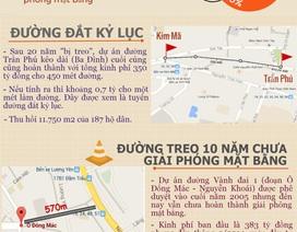 Có những con đường rất... kỳ lạ ở Hà Nội