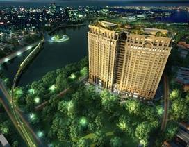 Tháp căn hộ đẳng cấp D'.Le Pont D'or độc đáo & duy nhất!
