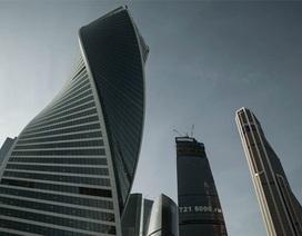 """Cận cảnh siêu trung tâm thương mại """"ế khách"""" của Nga"""