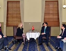 Thủ tướng mời doanh nghiệp Australia tham gia mua bán nợ