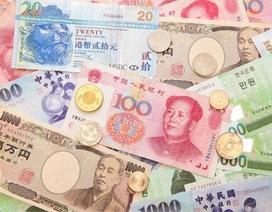 """""""Chiến tranh tiền tệ"""" đang gõ cửa châu Á?"""
