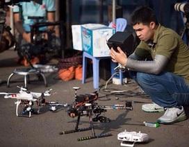 Kinh doanh flycam: Lãi nhiều, rủi ro cũng không ít