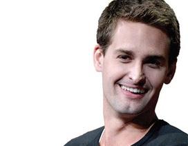 """Thú vui """"thiếu gia"""" của Evan Spiegel, tỷ phú trẻ nhất thế giới"""