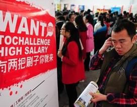 Quan chức Trung Quốc ồ ạt nộp đơn vào công ty tư nhân