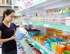 Hàng Thái, Nhật ngập thị trường