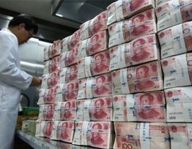 """Trung Quốc đối mặt với """"núi nợ"""""""