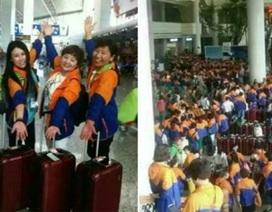 Sốc: Đại gia Trung Quốc cho 12.700 nhân viên du lịch Thái Lan