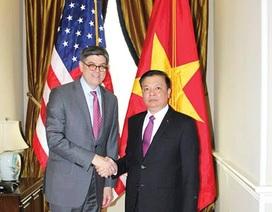 Bộ trưởng Bộ Tài chính: Nhiều triển vọng thu hút dòng vốn lớn từ Hoa Kỳ