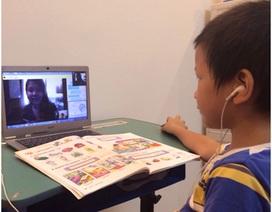 Xác định mục tiêu học tiếng Anh cho trẻ nhỏ: Việc của các bậc cha mẹ