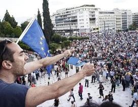 """""""24 giờ sinh tử"""" của Hy Lạp đang đến"""