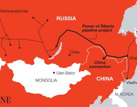 Nga trở thành nhà cung cấp dầu khí hàng đầu cho Trung Quốc