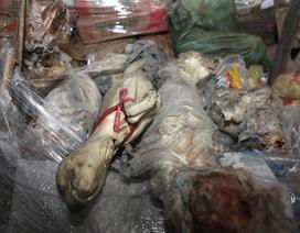 Thịt đông lạnh hơn 40 năm ở Trung Quốc nhập từ Mỹ